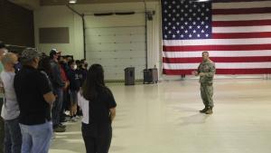Alaska Army Guardsmen deploy to Louisiana in the aftermath of Hurricane Ida
