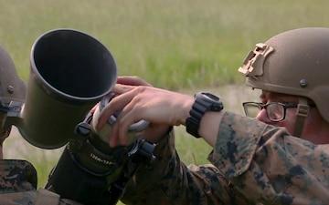 Infantry Marine Course Training