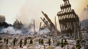 VTANG Member SMSgt Crowningshield recalls 9/11