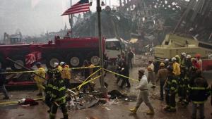 VTANG Member Col Finnegan Recalls 9/11
