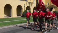 Delta Company Motivational Run