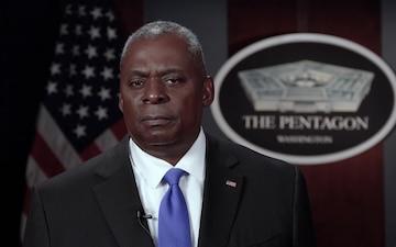 Secretary of Defense Lloyd Austin's 9/11 Message