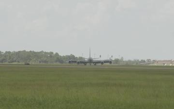 KC-135 Stratotankers return to MacDill