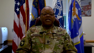 CSM William Russell's Suicide Prevention Month message