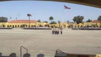 Delta Company Graduation Ceremony