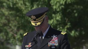 NORAD and USNORTHCOM 9/11 Commemoration Ceremony