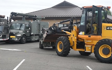 108th Vehicle Maintenance -- Capstone B-roll