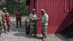 Capstone TSgt Jesica Geffre North Dakota National Guard Joint Chaplain Training