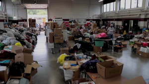 Green Bay Area Delivers Donations for Afghan Evacuees