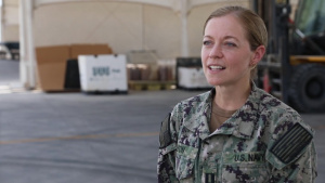 Task Force 58 Service Members Reflections