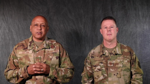 AFGSC command message to force 2021