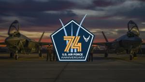 74th Air Force Birthday