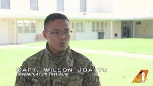 Edwards AFB chaplains to test CAP partnership, virtual services