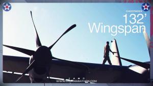 USAF Marathon Official Aircraft: AC-130J