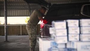 Oklahoma National Guard completes Hurricane Ida relief mission