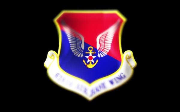 628th Air Base Wing Logo Animation