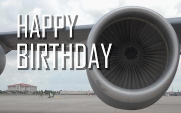 U.S. Air Force 74th Birthday Video