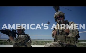 US Air Force 74th Birthday Promo (Hype Video)