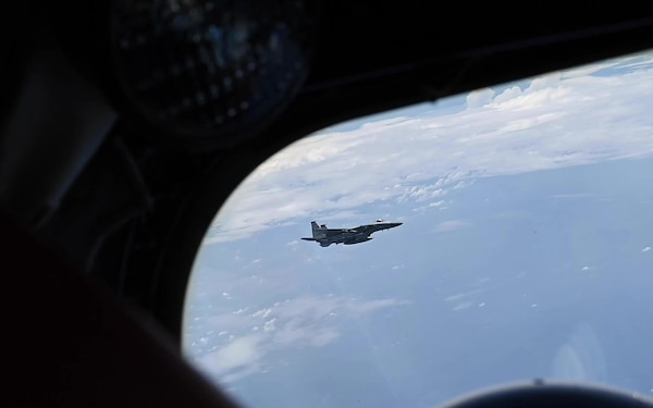 Barksdale B-52 conducts Bomber Task Force mission in Indo-Pacific with Kadena