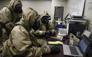 North Carolina Air National Guard Conducts Readiness Exercise
