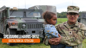 12th Combat Aviation Brigade Family Day