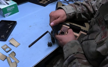 Wyvern Spark Innovation Competition: F-16 Weapons Remote Control Unit Local Repair Process