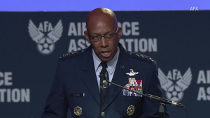 SLATED Version - Around the Air Force: AFA Highlights from the SECAF, CSAF and CMSAF