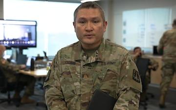 Why I Serve: U.S. Army Reserve Cyber Soldiers - Maj. Jonathan Cecilio