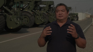 In Their Own Words Thelmo Santos, DLA Distribution, San Joaquin, DLA 60th Anniversary Interview