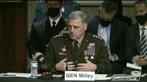 Defense Leaders Testify at Senate on Conclusion of Military Operations in Afghanistan, Part 3