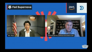Fed Supernova: Fireside Chat: Defense Secretary Innovation Priorities