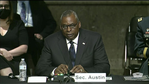 Defense Leaders Testify at Senate on Conclusion of Military Operations in Afghanistan, Part 4