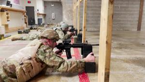 Expeditionary Readiness Training (B-roll)