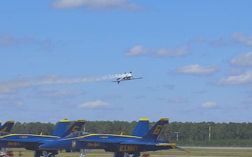 2021 MCAS Cherry Point Air Show and 80th Anniversary Celebration Highlight video