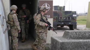 Roll Up Your Sleeves: 31st SFS Recapture and Recover exercise