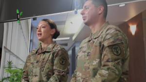 US Northern Command Highlights a COVID Reuniting Story