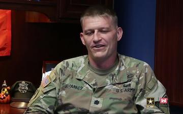 Lt. Col. Johannes first 60 days