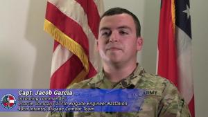 Georgia National Guard Hispanic Heritage Month 2021