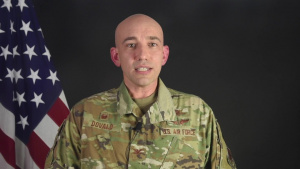 102nd Intelligence Wing Command Message for October 2021 - Col. Enrique Dovalo