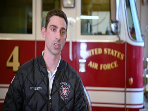 Fire Prevention Week held at Hanscom