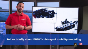 ERDC Modeling & Simulation in Support of Littoral Operations