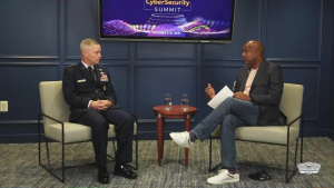 Top Air Force Cyber Leader Holds Fireside Chat at Billington CyberSecurity Summit
