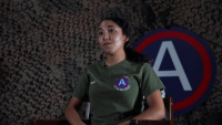 Hispanic Heritage Month: Spc. Brisa Lopez's Army Story