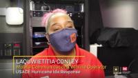 Hurricane Ida:MCV operator_Mission Specialist LaQuwietitia Conley