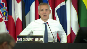 NATO Secretary General at the Annual Session of the NATO Parliamentary Assembly (Q&A part 6/8)