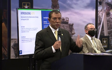 AUSA 2021 Warriors Corner: Advanced Technologies (Cloud and Data) for MDO/JADC2/Cyber Panel