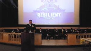 NSGL Celebrates 246th Navy Birthday