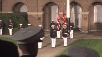 Assistant Commandant of the Marine Corps General Gary L. Thomas Retirement Ceremony