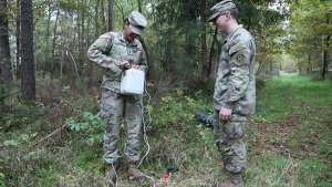 Counter IED Course trains to Soldiers to stay alert