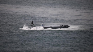 MANTAS T-12 Unmanned Surface Vessels